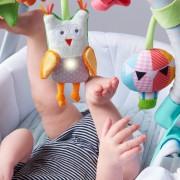 taf toys musical arch – owl
