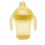 No spill breaker with Handle Green
