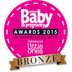 bronze award in prima baby & pregnancy 2015 taf toys  cot play center