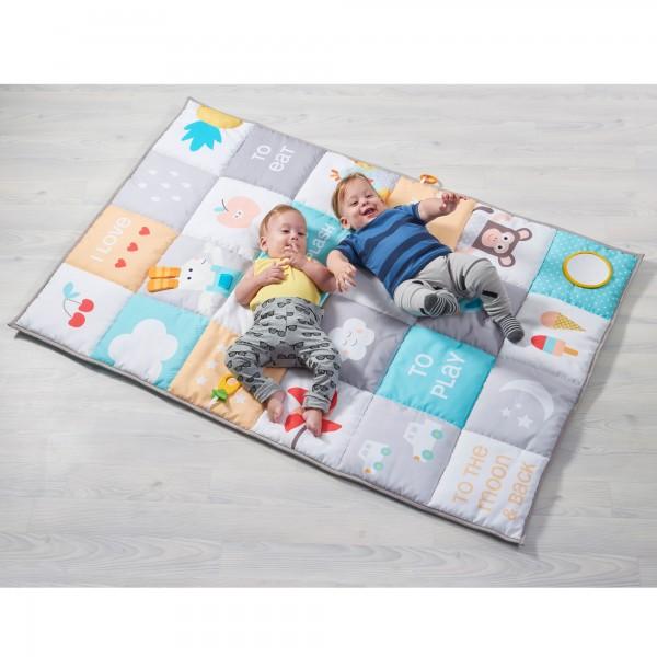 Taf Toys I Love Big Mat Soft Colors Itots Pte Ltd